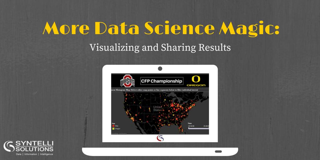 More Data Science Magic
