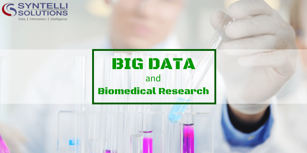 Big Data and Biomedical Research - Syntelli Blog