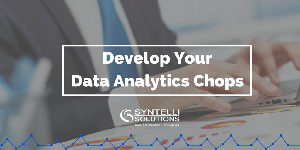 Develop Serious Data Analytics Chops with Advanced Software