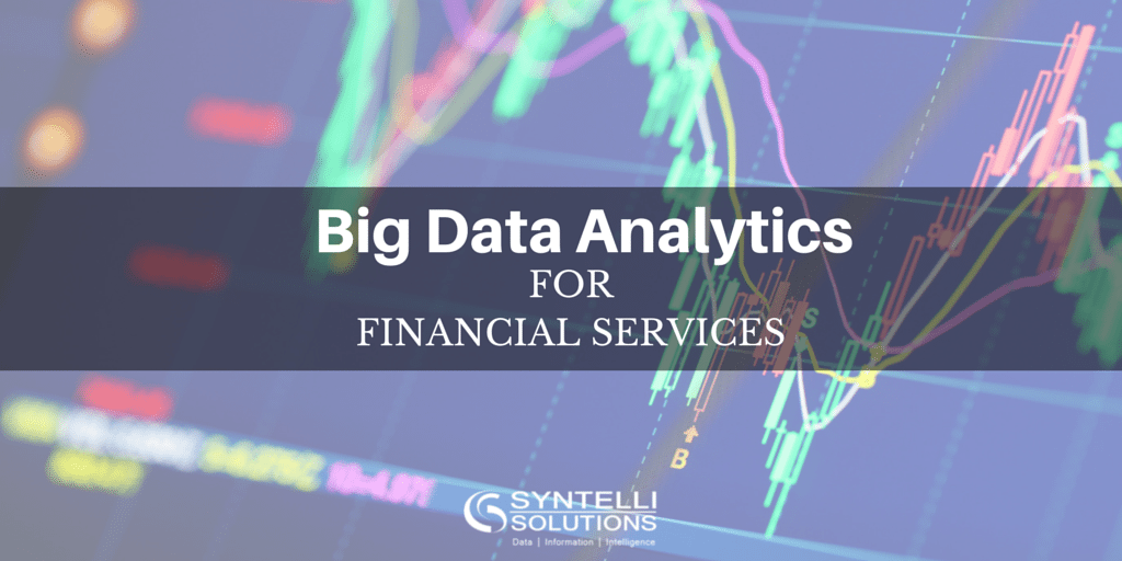 Syntelli blog - Big Data Analytics for Financial Services