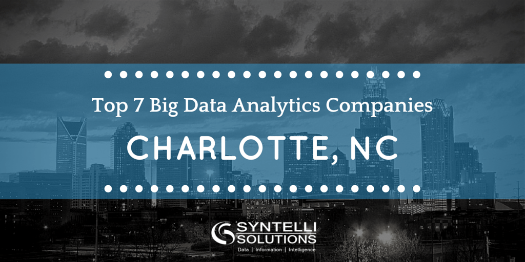 Top Big Data consulting firms and Analytics Companies