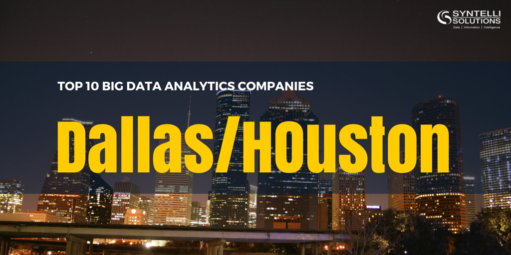 Top Big Data Companies Dallas Houston