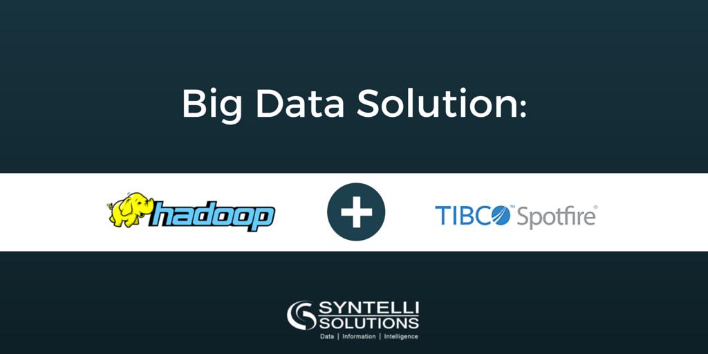 Big Data Solution - Hadoop and Spotfire