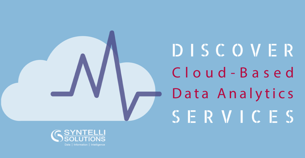 Cloud-Based Data Analytics - data visualization cloud service