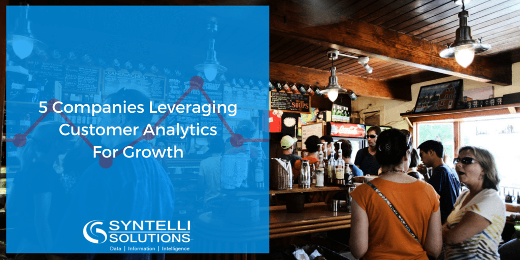Companies Leveraging Customer Analytics For Growth