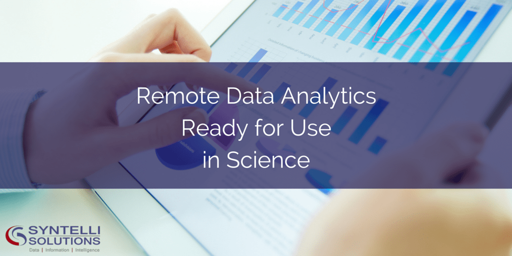 Remote Data Analytics