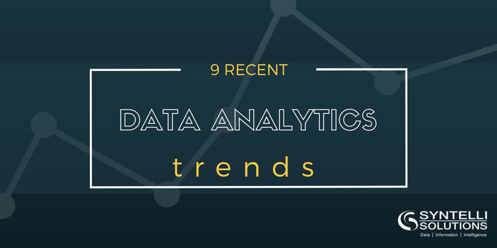 enterprise data analytics trends