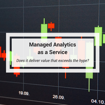 Introducing Managed Analytics as a Service