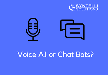 Should Your Organization Use Voice AI or Chat Bots?