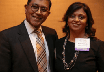 Shikha Kashyap Honored at CBJ's Women in Business Awards