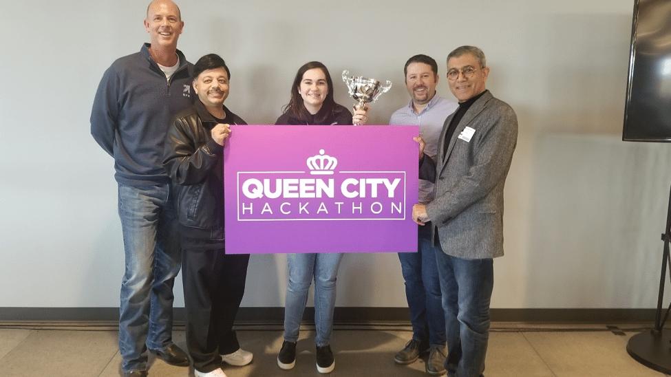 queen city hachathon 6 syntelli solutions inc