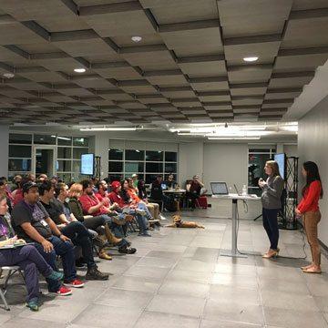 The Inside Scoop on the 2017 Queen City Hackathon