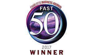 Syntelli Solutions receives the Charlotte Business Journal Fast 50 Award - 2017
