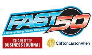Syntelli Solutions attends the 'Charlotte Business Journal Fast 50 Award' Event – 2014