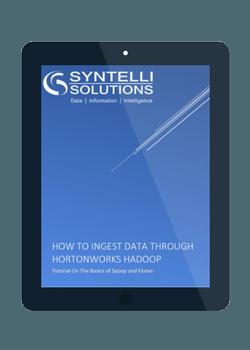 ingest data using hortonworks hadoop syntelli solutions