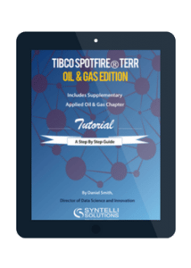 tibco spotfire oil and gas edition syntelli solutions inc