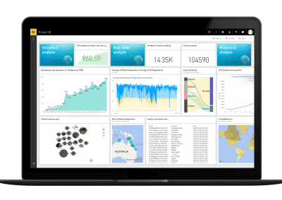 Dashboards in Minutes