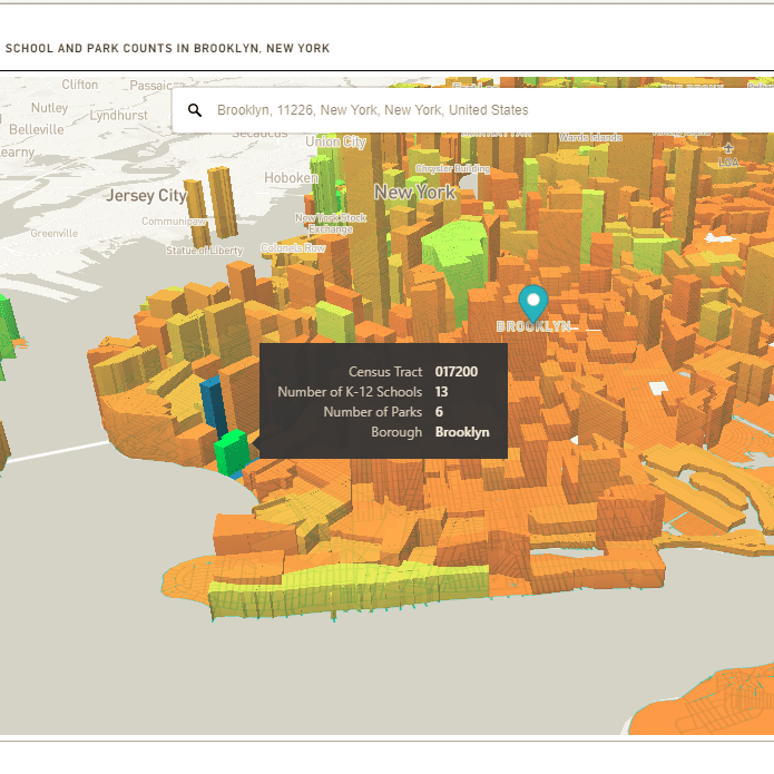 New Mapbox Features brought to Power BI