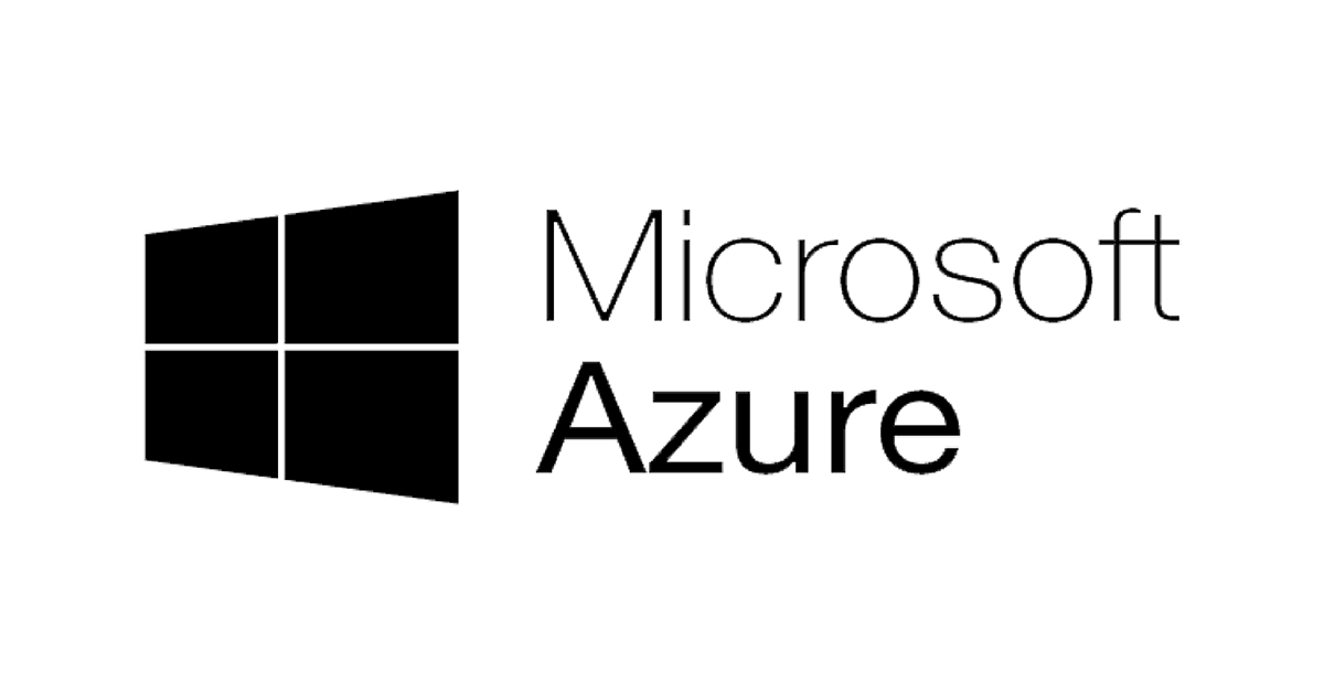 microsoft azure logo black syntelli solutions inc